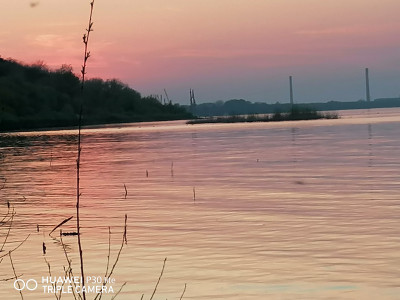 Дунавски залез