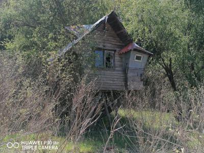 Къщата на дунавския Робинзон Крузо
