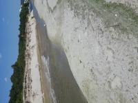 снимка 4 Багер руши пясъчните дюни на плаж Балтата