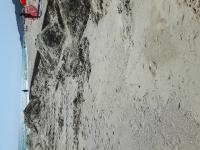 снимка 5 Багер руши пясъчните дюни на плаж Балтата