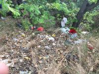 снимка 7 Мизерия и боклуци между Атия и Созопол