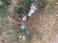 снимка 5 Мизерия и боклуци между Атия и Созопол
