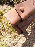 снимка 2 Аварийно състояние на пътни съоръжения в прохода Троян-Кърнаре