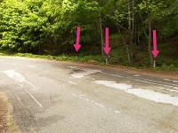 снимка 5 Аварийно състояние на пътни съоръжения в прохода Троян-Кърнаре