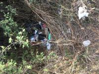 снимка 8 Мизерия и боклуци между Атия и Созопол
