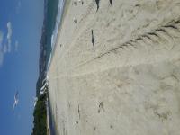 снимка 6 Багер руши пясъчните дюни на плаж Балтата