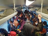 Ад в автобус 63 от Златните мостове