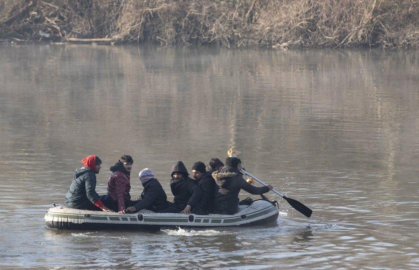 преминалите турция мигранти вече 000