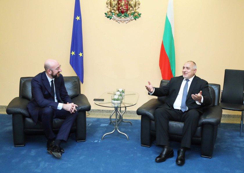 Борисов: Европа се нуждае от обща емигрантска политика