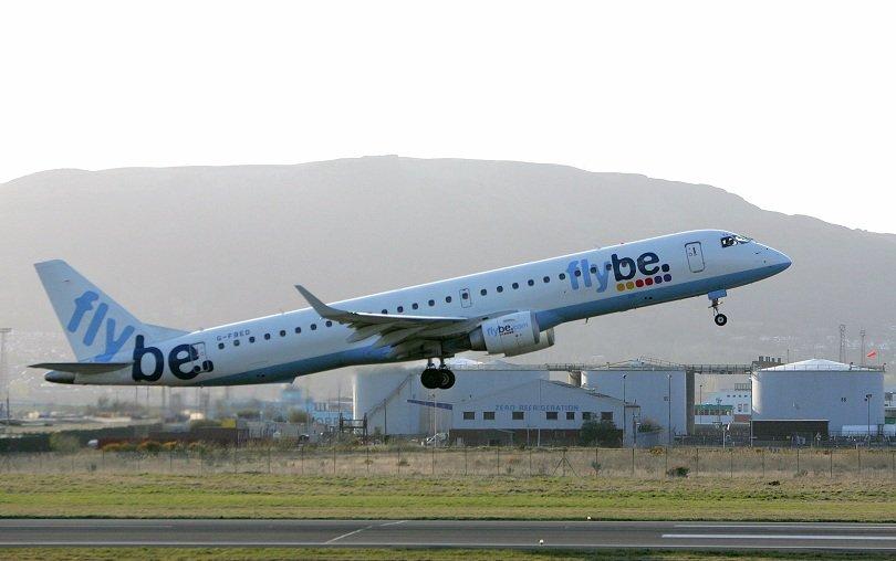 британска авиокомпания фалира заради коронавируса