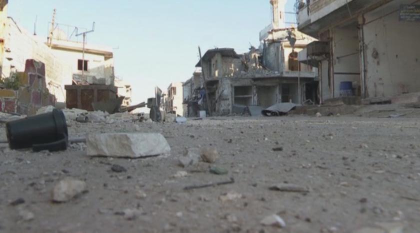 Бойните действия в Сирия