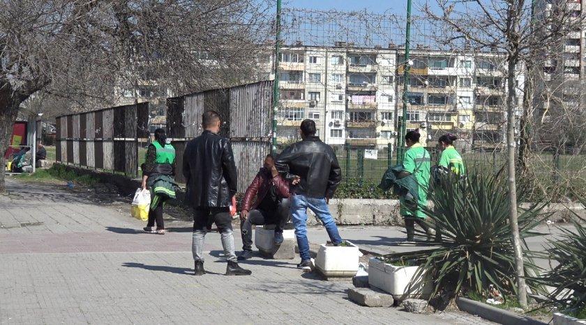 предлагат контролен режим пропускателни пунктове столични квартали заради струпване хора