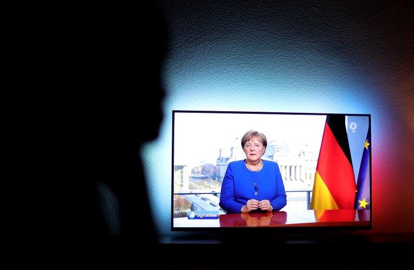 меркел германия изправена голямото предизвикателство втората световна война