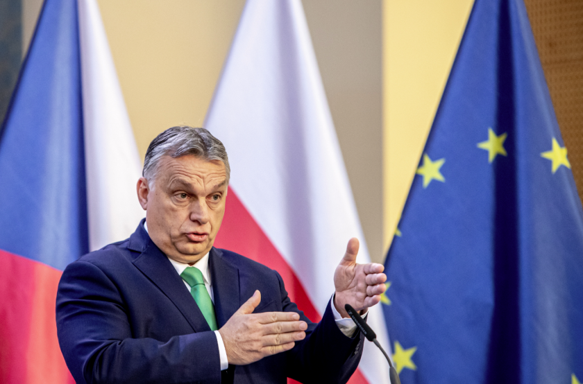 партии енп искат изключването фидес виктор орбан