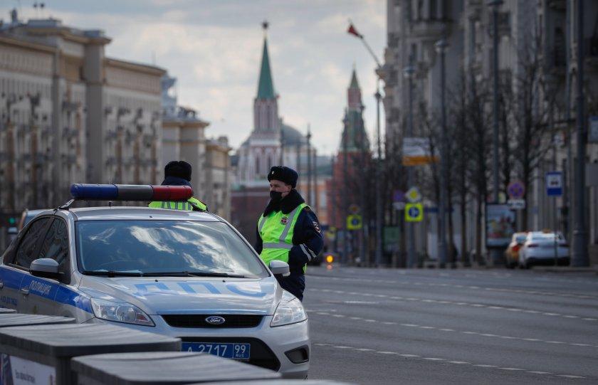 Бум на COVID-19 в Русия