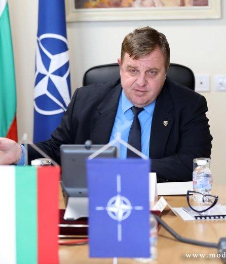 министрите отбраната нато обсъдиха взетите мерки справяне covid