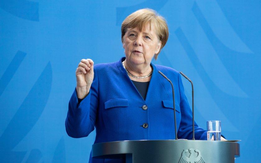 меркел призова китай повече прозрачност covid