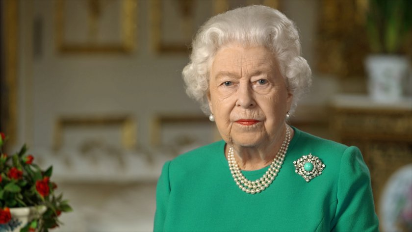 кралица елизабет навършва години