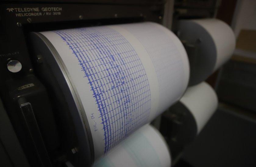 земетресение магнитуд разлюля анкара