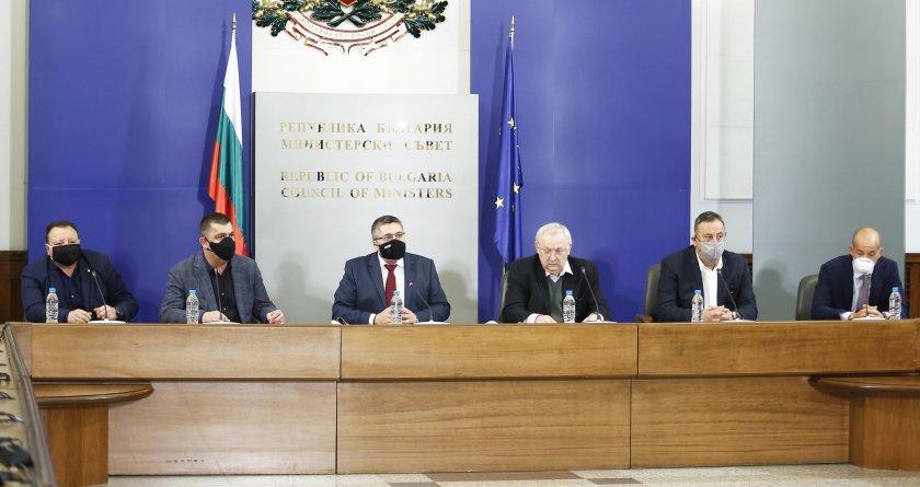 Строителната камара представи мерки и препоръки на среща с премиера Борисов