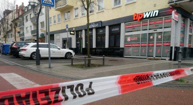 четирима ранени нападение нож ханау