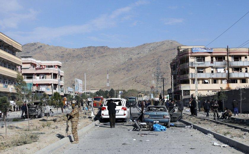 души загинаха взрив кола бомба афганистан