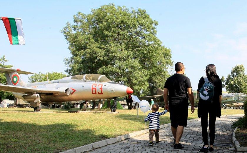 националният военноисторически музей отбелязва онлайн активности