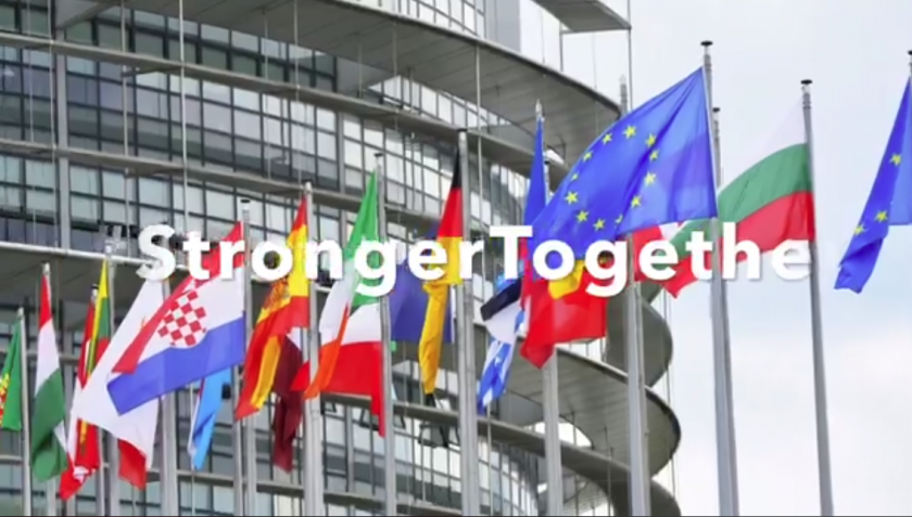 Посланиците от ЕС със специално видео обръщение към българския народ