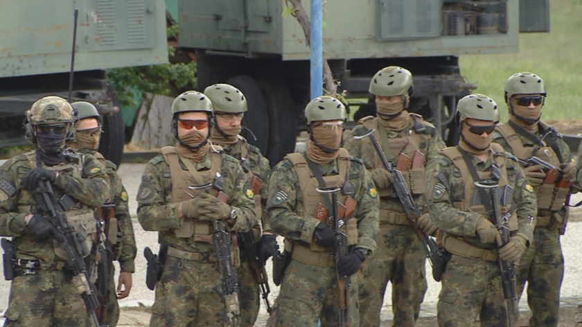 Силите за специални операции отбелязаха 6 май