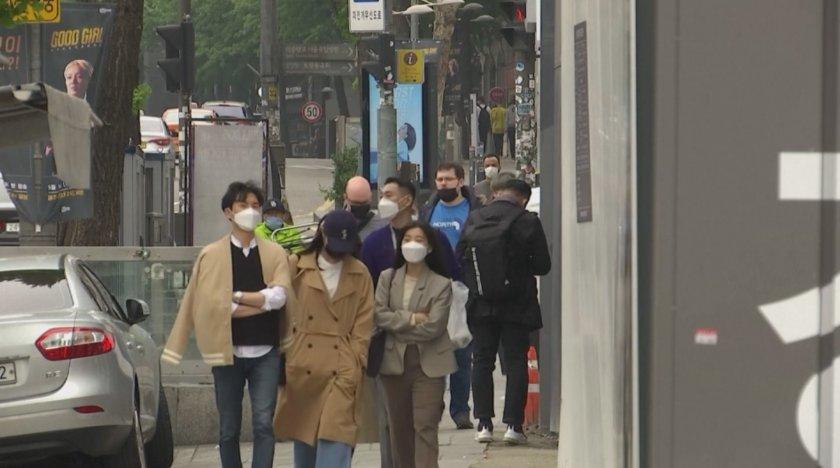 затвориха баровете нощните клубове южна корея заради клиент коронавирус