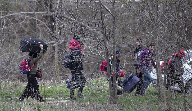 bdquoфронтексldquo предупреждава нова вълна бежанци
