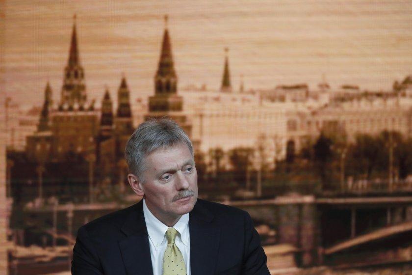 прессекретарят путин дмитрий песков заразен коронавирус
