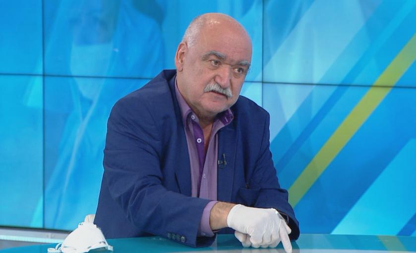 Проф. Камен Плочев, ВМА: При лекарите вече се чувства умора, но никой няма да дезертира