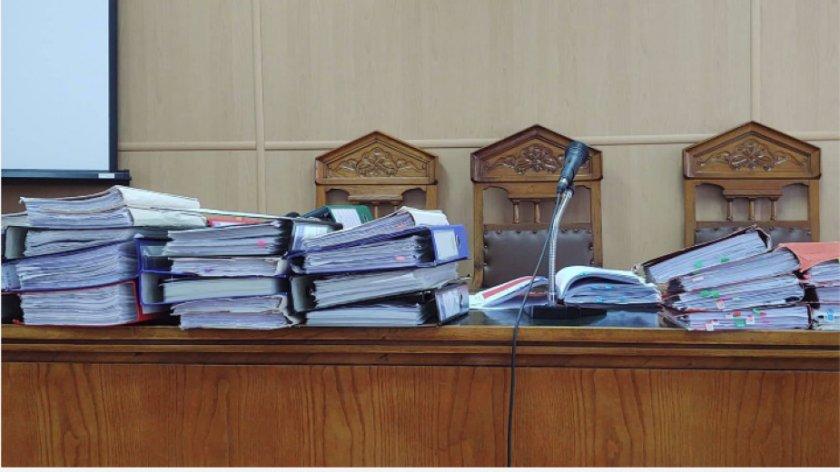 съдебната палата кюстендил осигуряват достъп медии