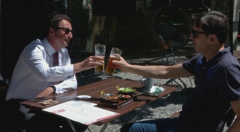 баварците отново радват футбола бирата