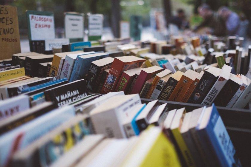 бум продажбите книги франция