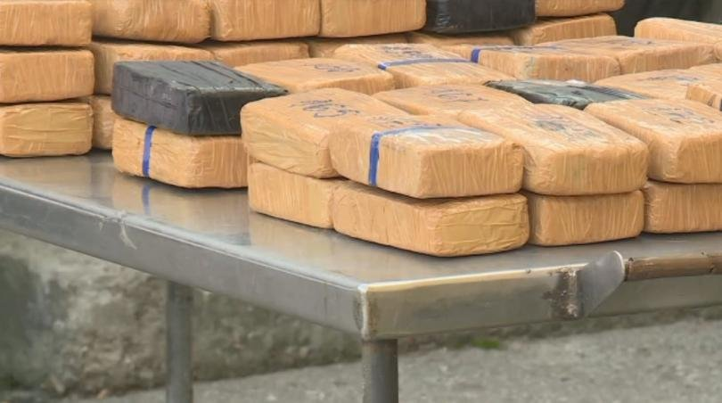 задържани 100 хероин гкпп bdquoкапитан андреевоldquo