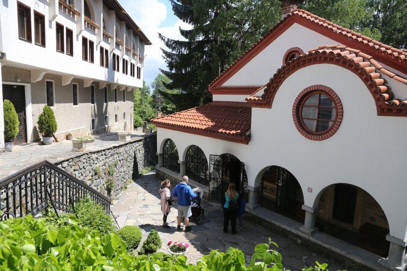 драгалевският манастир ndash спокойствие софия