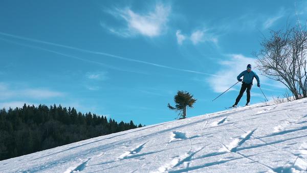 Нетипично, но красиво: На пролетни ски в Лапландия