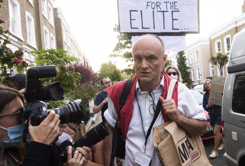 министър подаде оставка заради нарушаването карантината съветник борис джонсън