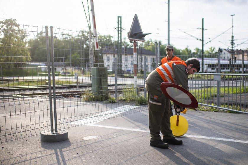френско германски апел отваряне границите страните