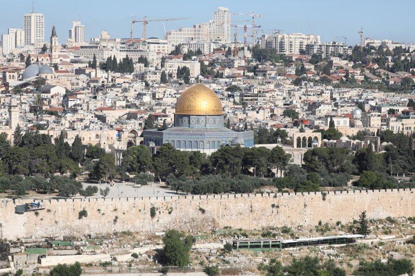 джамията акса йерусалим отново отваря врати