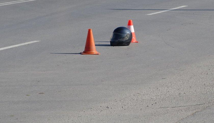 катастрофа окръжна болница ударили мотор кола