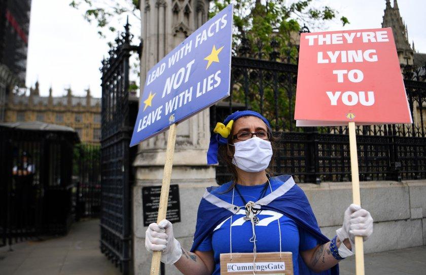 Великобритания до ЕС: Няма да удължаваме преходния период