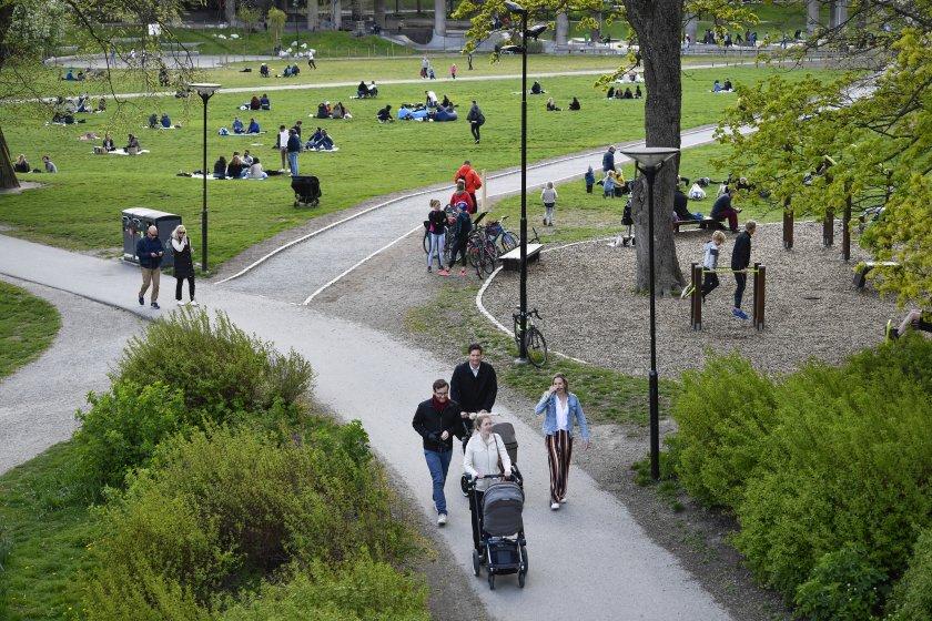 Швеция с нов рекорд: 1 474 заболели от COVID-19 за ден
