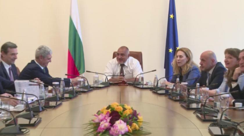 Премиерът Борисов обсъди икономическите и социалните мерки с лидерите на синдикатите