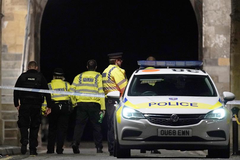 Три жертви след нападение с нож в Рединг