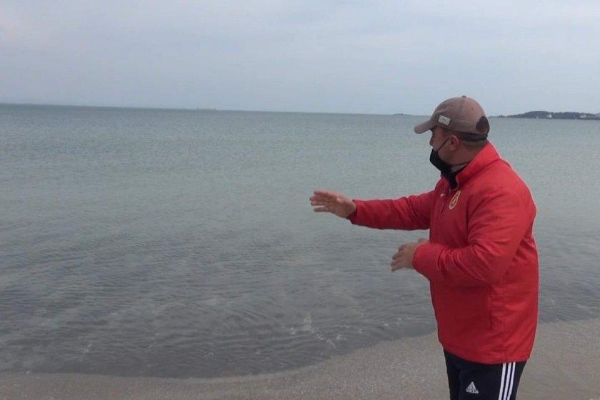 64-годишен мъж се удави на централния плаж в Лозенец
