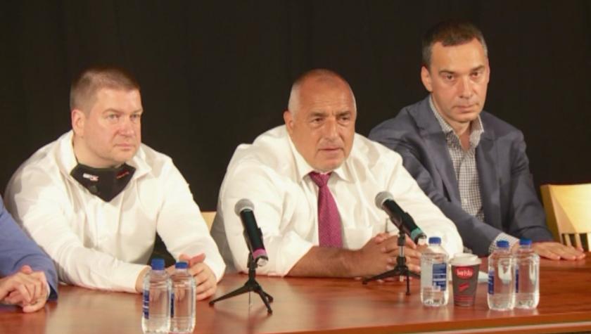 Премиерът Борисов: Тази не е най-тежката година. Догодина е.
