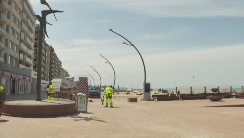 Белгия ще следи туристите с камери крайбрежието си